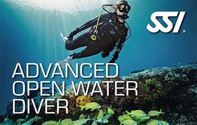 SSI Advanced Open Water Diver (4 Specialities Bundle) / 93700670