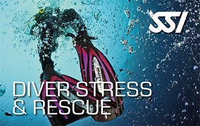 SSI Diver Stress & Rescue with React Right Course (Bundle) / 93700721