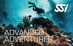 [SSI Course] SSI Advanced Adventurer course / 93700556